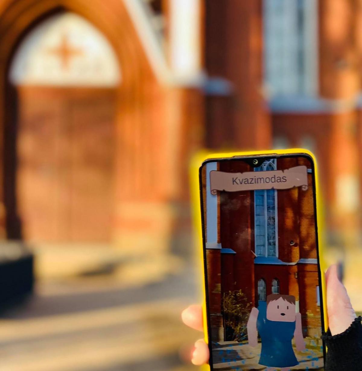 Lietuviška Pokemonų alternatyva: aplankyk Šilalę su virtualiais knygų herojais