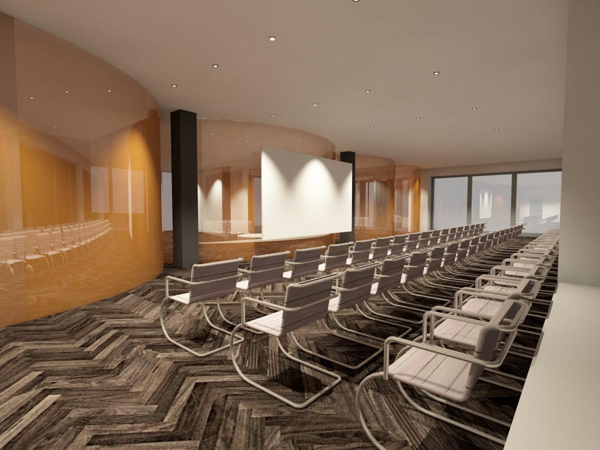 Gargždų kultūros centras po renovacijos - moderni, šiuolaikiška ir inovatyvi kultūros šventovė