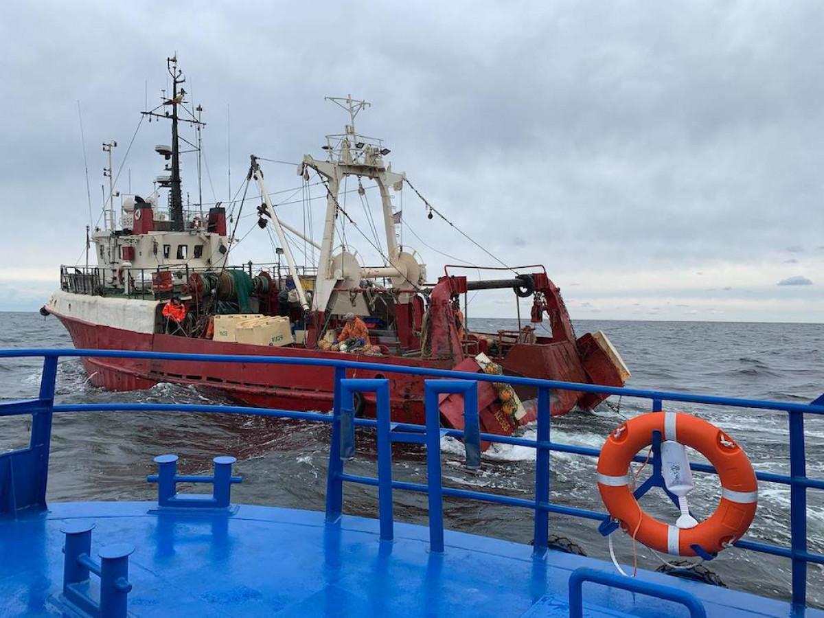 Žuvininkystės tarnyba primena apie nuo gegužės 1 d. įsigaliosiantį žvejybos draudimą