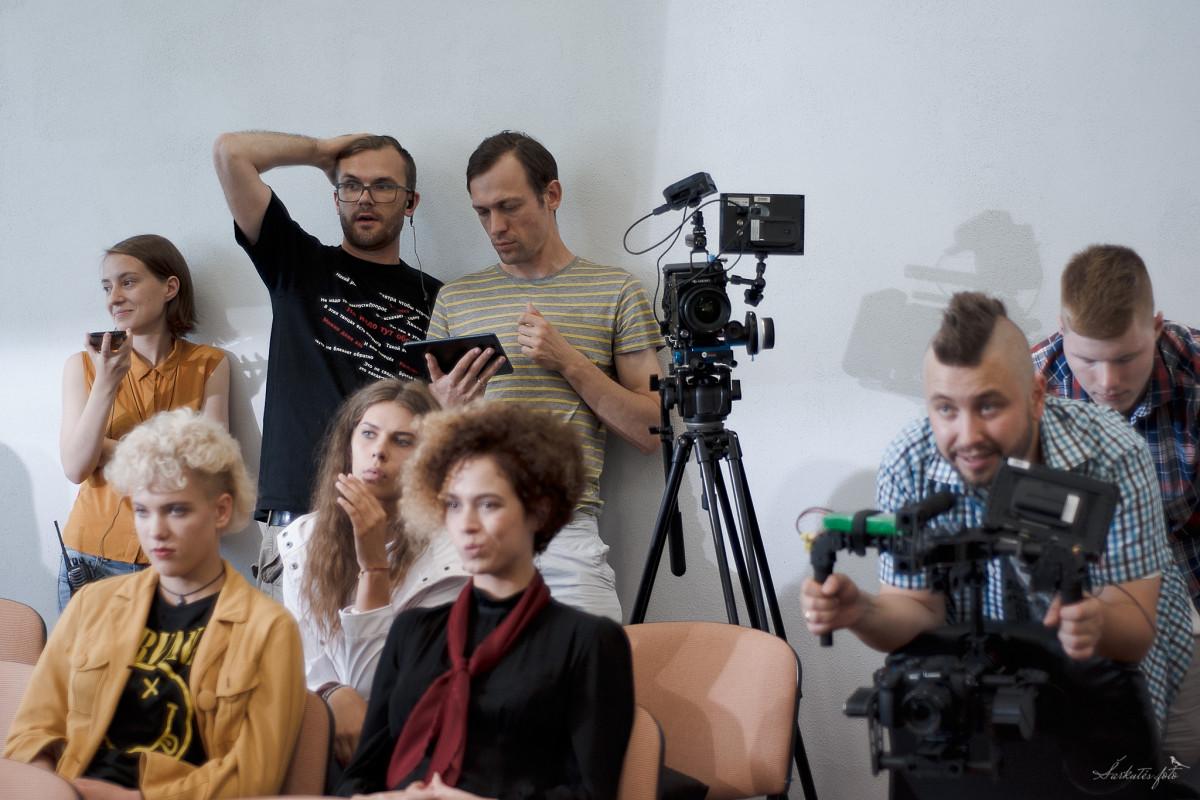 """Naujo lietuviško filmo """"Sistema"""" režisieriai: """"Į aikštelę išvedame švietimo temą"""""""