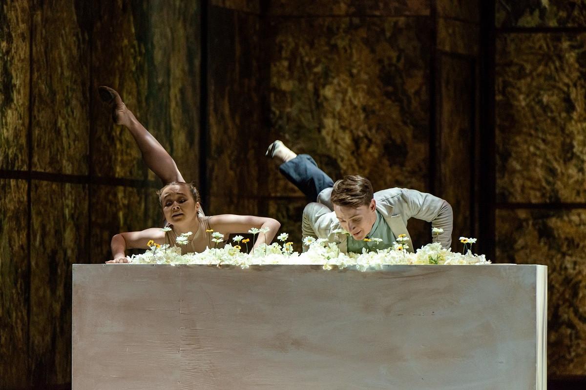 Romeo ir Džuljetos meilės istoriją pasakos O.Borodina ir R.Semenenko