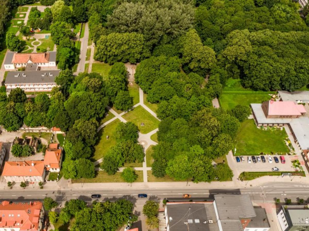 Klaipėdos centre esantis sklypas grąžintas valstybei