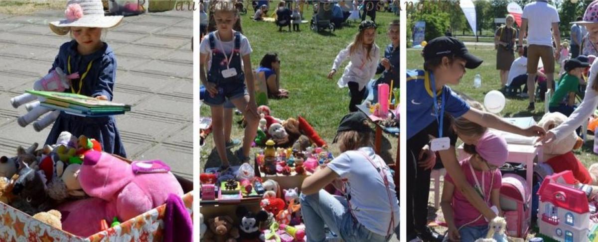Jau 5-ąjį kartą į Klaipėdą sugrįžta Vaikų turgelis