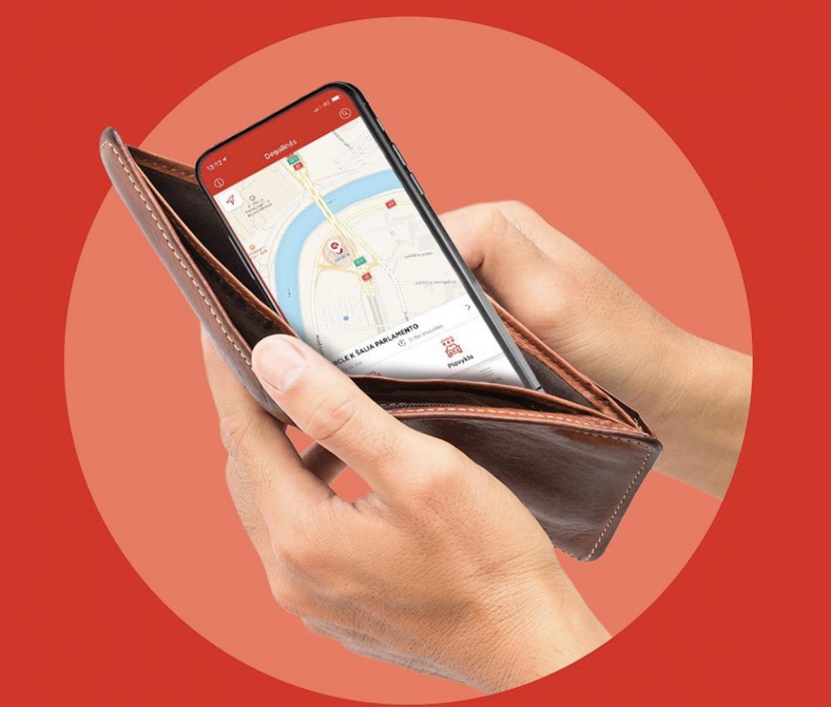"""""""Circle K"""" sukūrė galimybę klientams telefonu atsiskaityti už benziną ir dyzeliną bei plovyklą"""