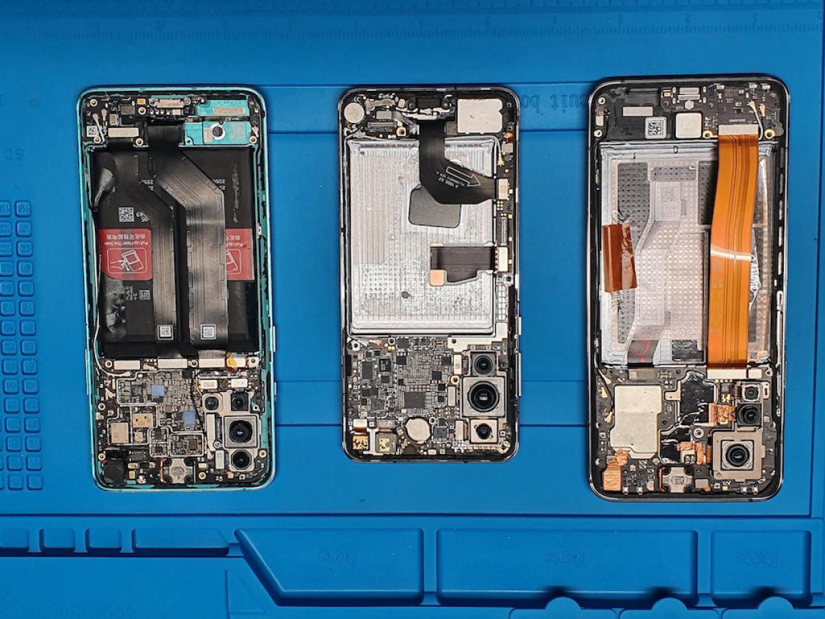 Ką daro išmanusis telefonas jums nežinant: trijų Kinijoje pagamintų 5G mobiliųjų įrenginių tyrimas