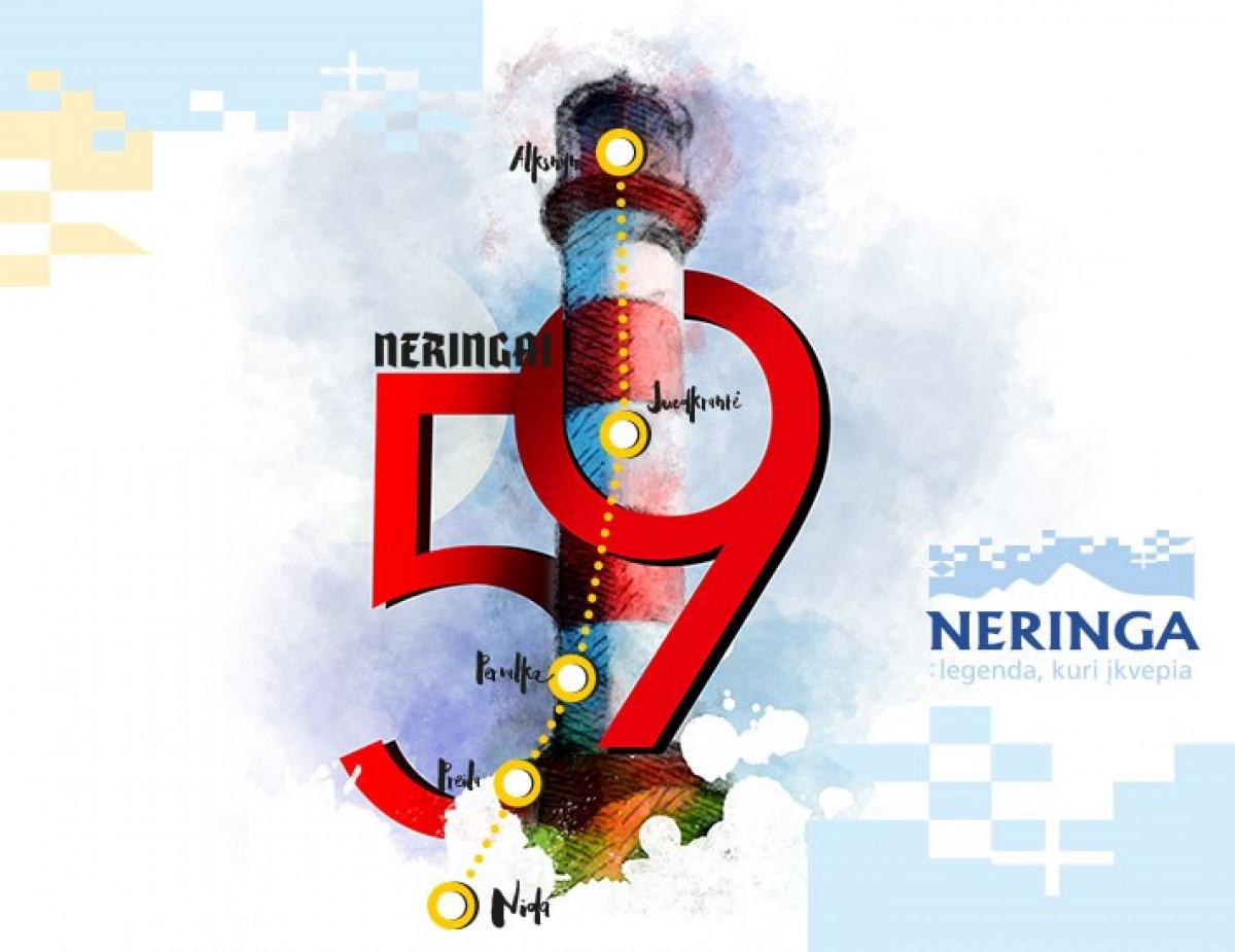 Neringai – 59: renginių programa