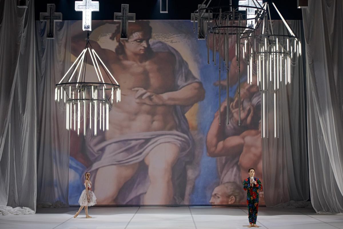 """Muzikinis teatras sezoną pradeda """"Romeo ir Džuljetos""""  meilės istorija"""