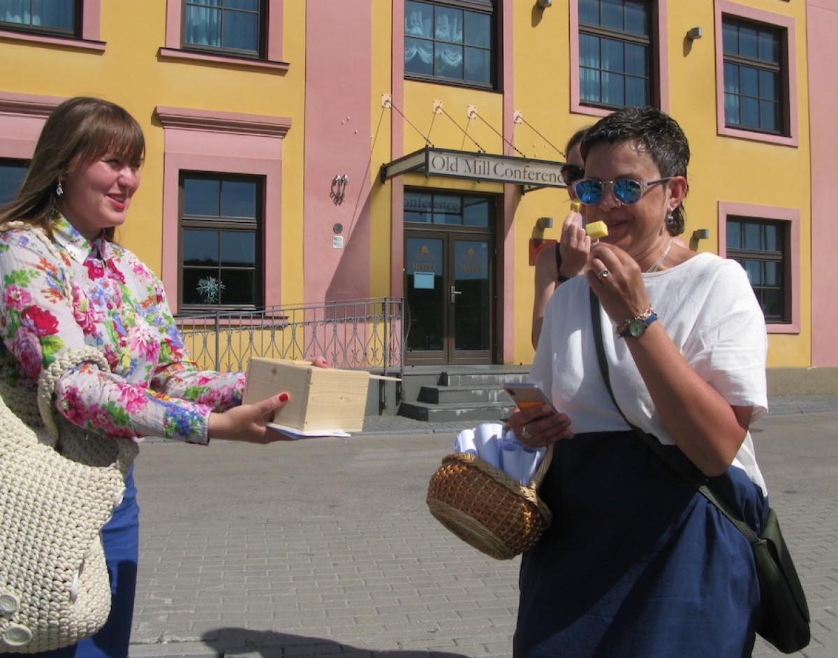 Kviečia paragauti Klaipėdos, atrasti ją naktį bei supažindinti su miesto istorija vaikus