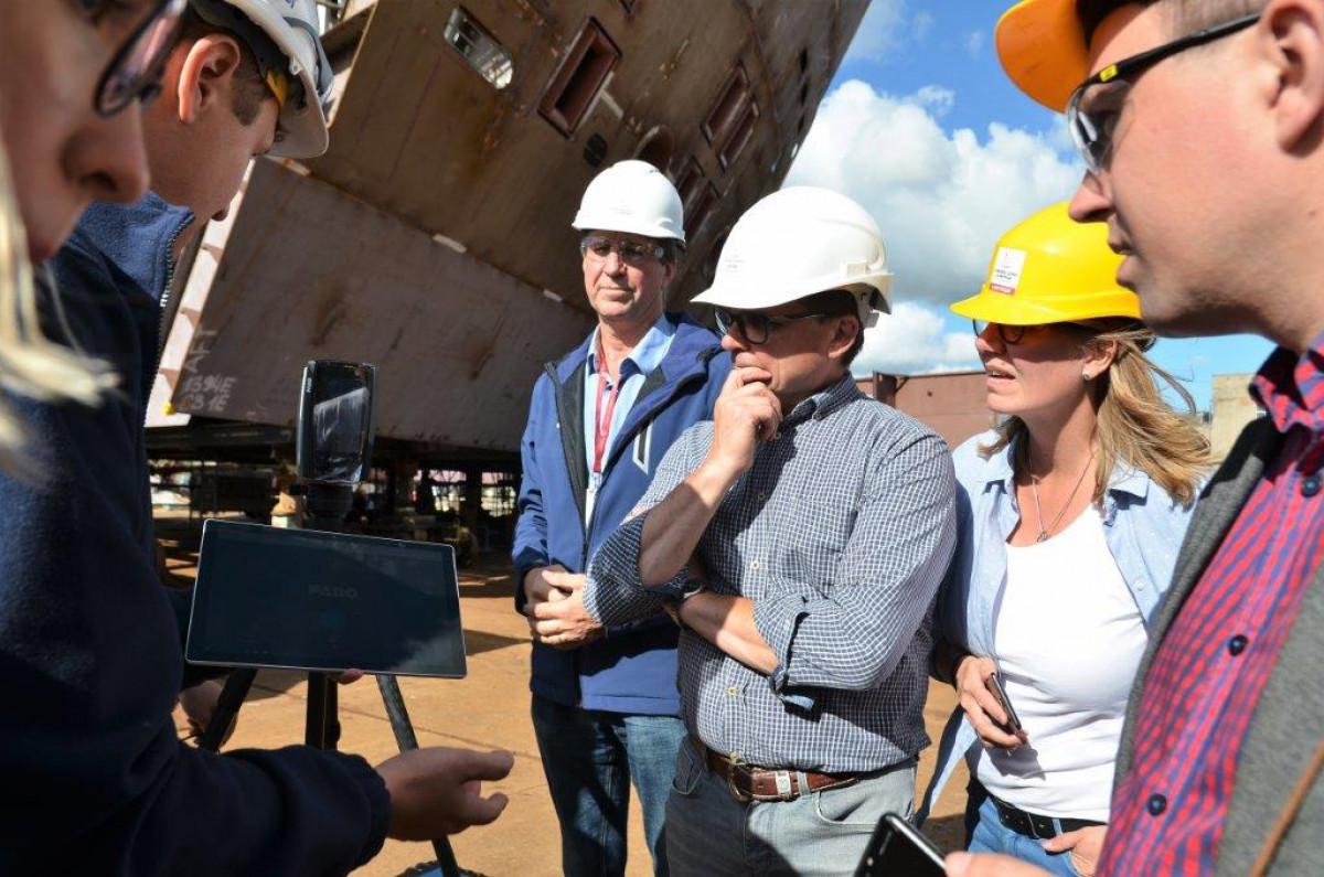 Vyks nemokami laivų pramonės skaitmenizavimo mokymai