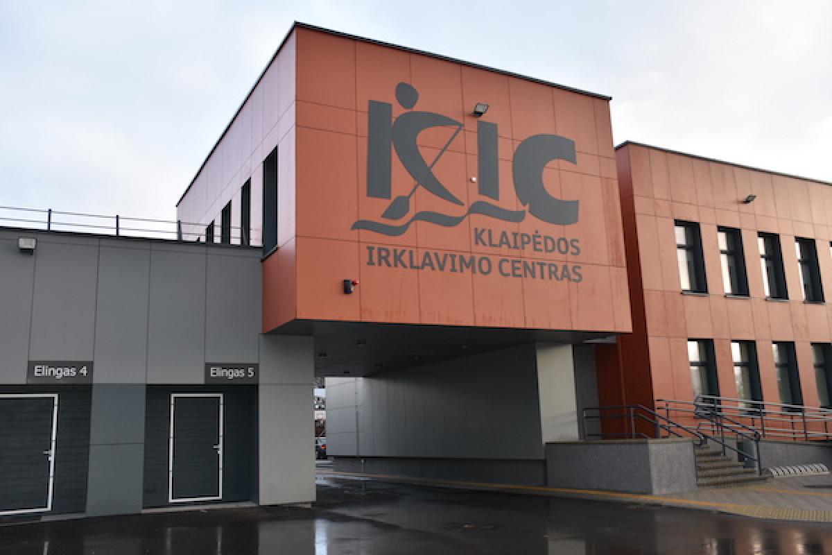 Klaipėdos irkluotojams – šiuolaikiškai atnaujintos patalpos