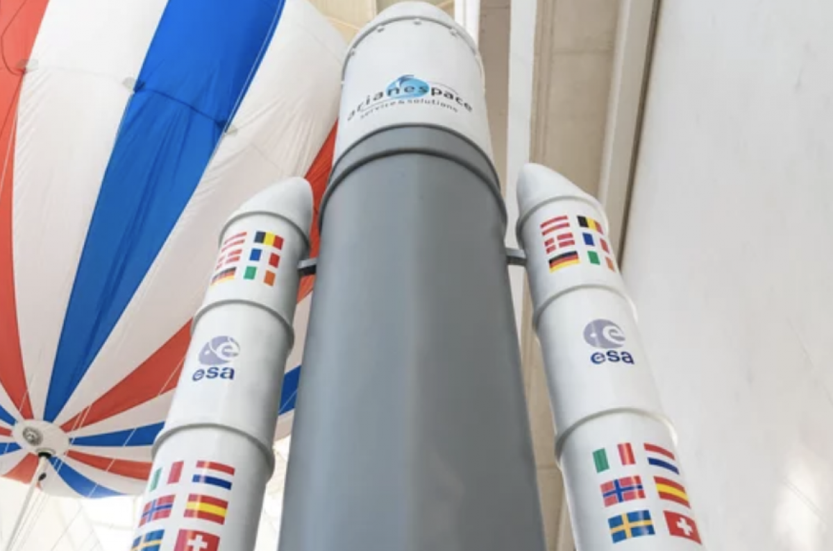 Sutartis su Europos kosmoso agentūra suteiks naujų galimybių Lietuvos verslui ir mokslui