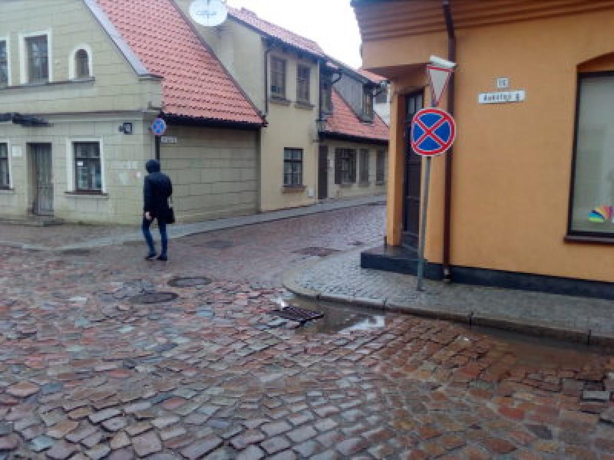 Klaipėdos savivaldybė septynių gatvių atnaujinimui pasirengusi skirti penkis milijonus