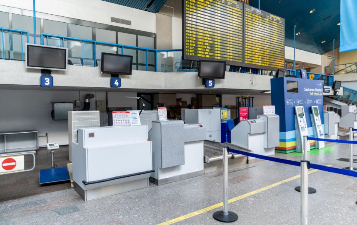 Lietuvos oro uostai balandį: aviacijos atsigavimas prasidėjo