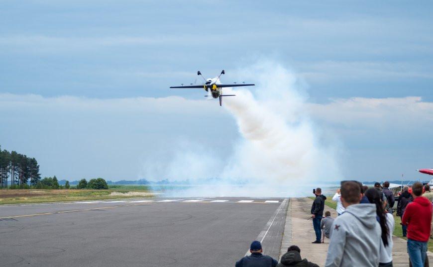 nidos aviacijos šventė aero