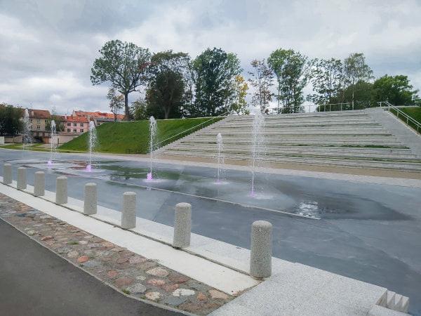 Fontanas Klaipėda