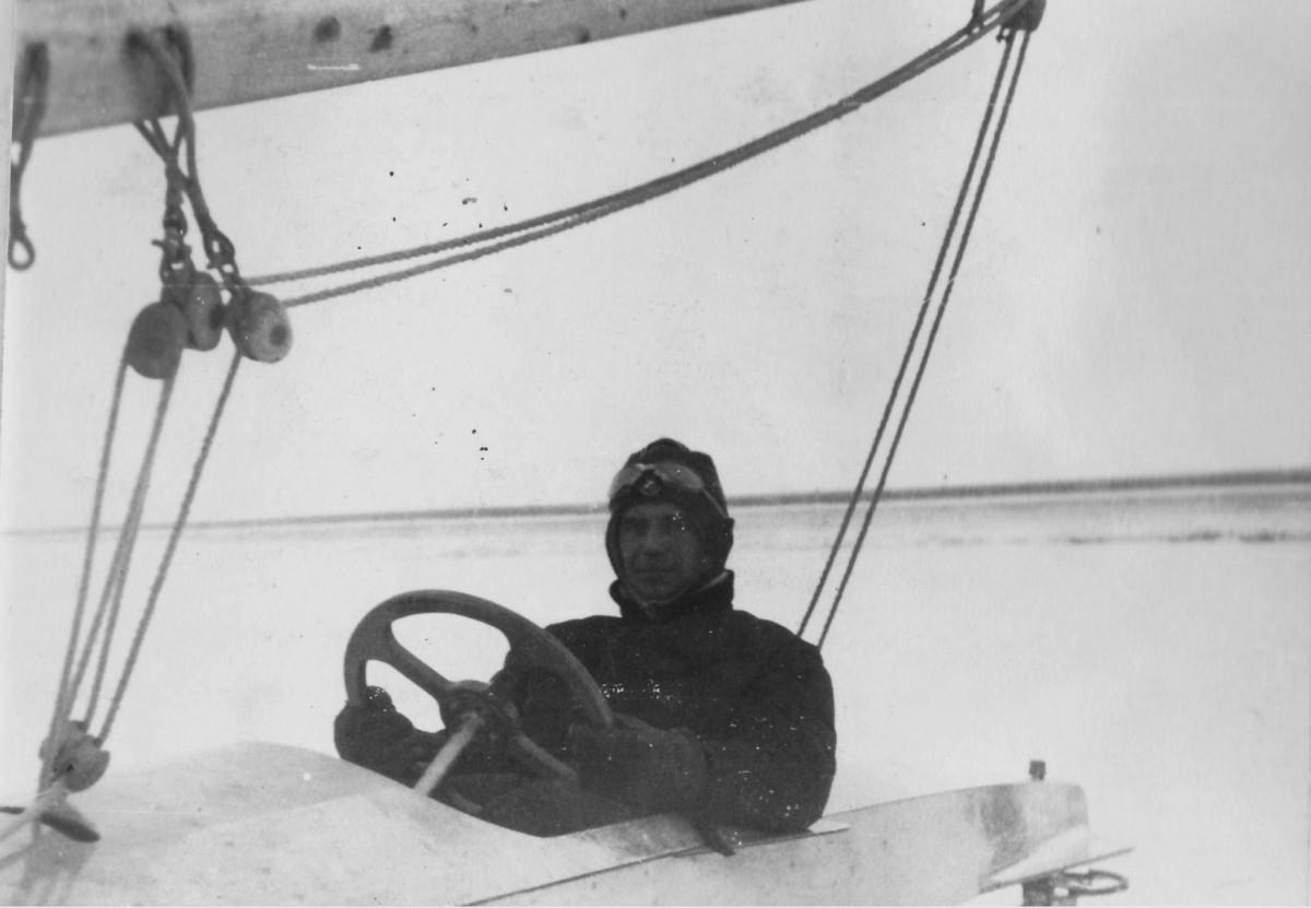 Wilhelmas Kohleris klaipėda buriavimas