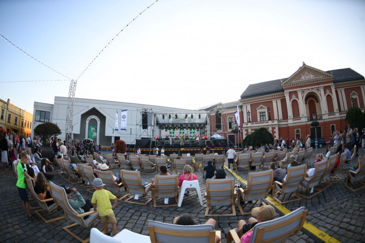 jūros šventė teatro aikštė