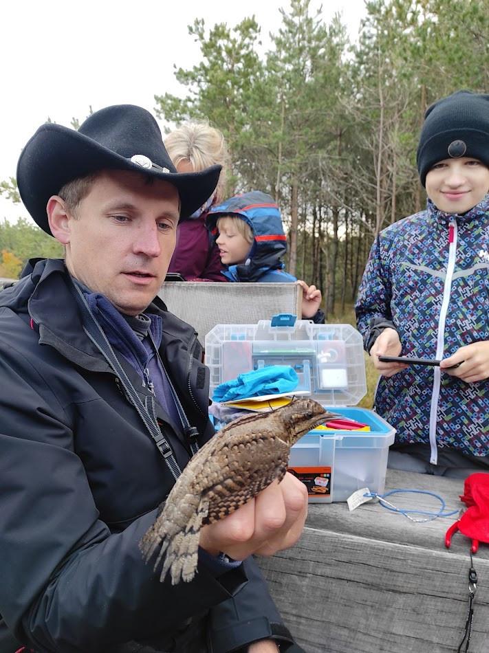 lietuvos ornitologai