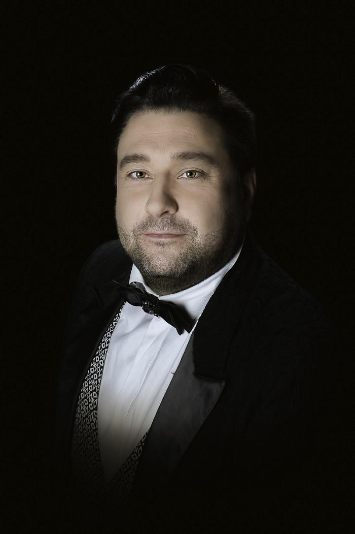 Mindaugas Rojus Klaipėdos muzikinis teatras rečitalis
