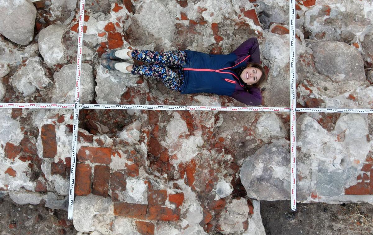 Raimonda nabažaitė metų archeologė klaipėdos universitetas