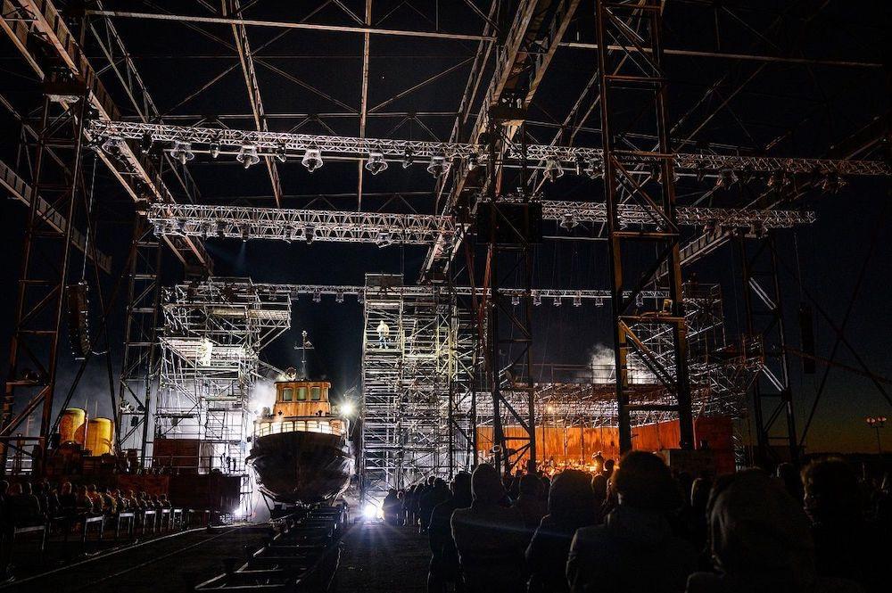 skrajojantis olandas klaipėdos muzikinis teatras