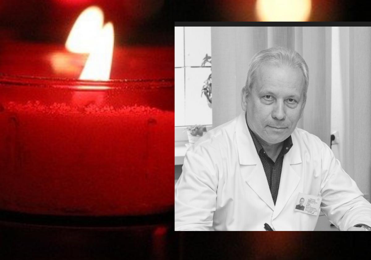 Klaipėdos jūrininkų ligoninė neteko kolegos: COVID-19 nusinešė gydytojo gyvybę