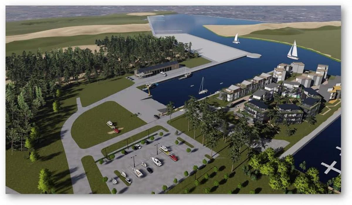 Šventosios jūrų uosto atstatymas prasideda – pasirašyta rangos darbų sutartis