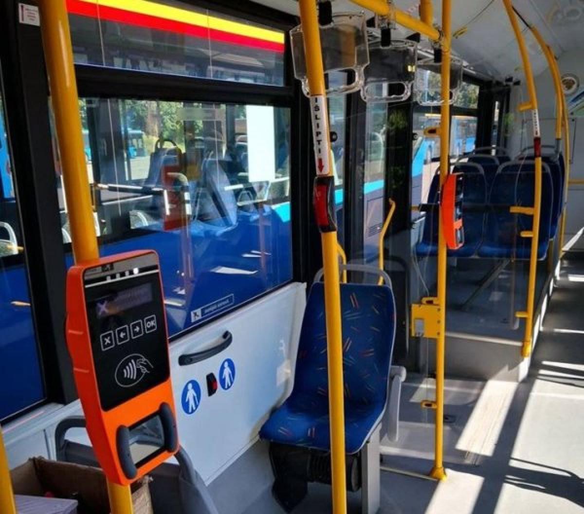 Autobusų salonuose – režimo švelninimas