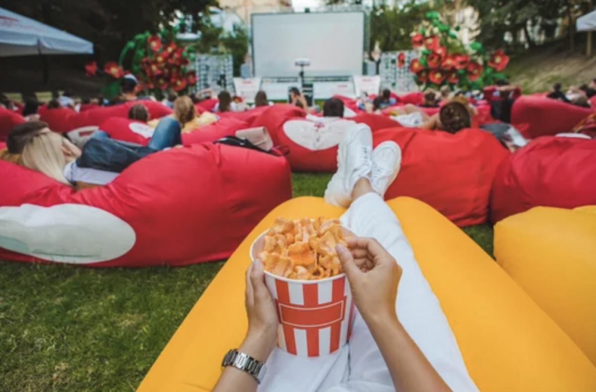 Per du mėnesius Šventojoje įvyks net aštuoni nemokami kino seansai