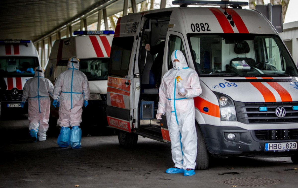 Ieškomi medicinos darbuotojai dirbti Kretingos ligoninėje