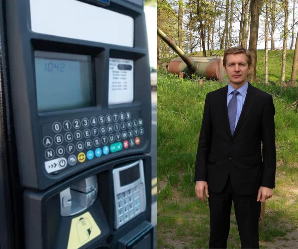 Arvydas Vaitkus: pinigų biudžete netrūksta, bet valdančioji dauguma šiandien padidino parkavimo rinkliavas Klaipėdoje