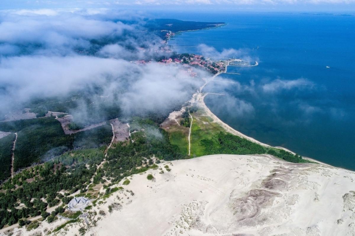 Neringos panoramos – maršrutas, ieškantiems ypatingų vaizdų