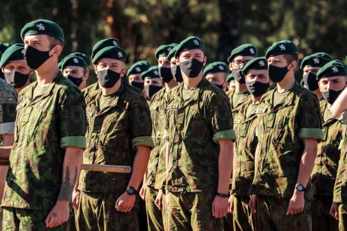 Tauragės r. esančiame kariuomenės batalione - aštuoni koronaviruso atvejai