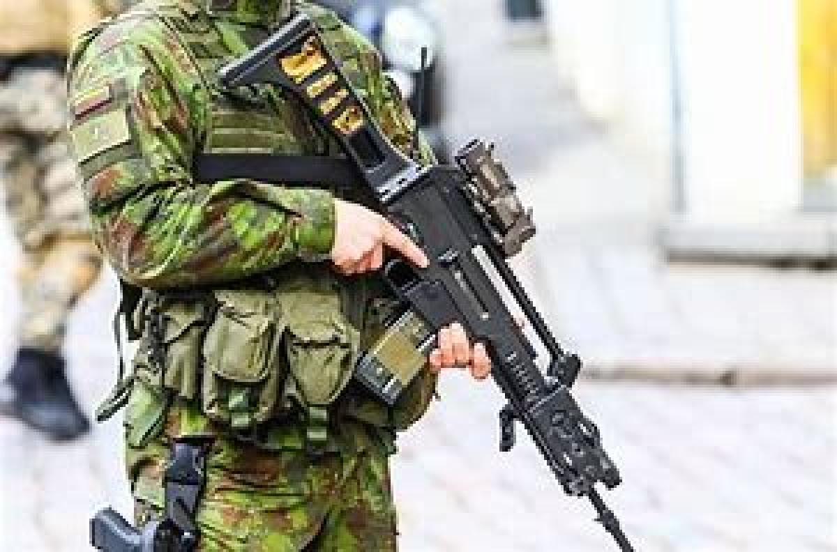 """Rugpjūčio 9-20 d. Klaipėdos apskrityje organizuojamos karinės pratybos """"Kranklys 2021"""""""