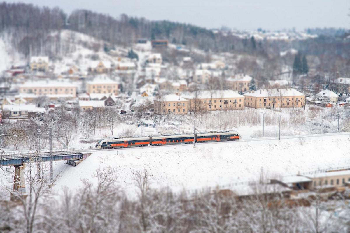 """""""LTG Link"""" naujiena: jau greit į keliones traukiniais – per mobiliąją programėlę"""