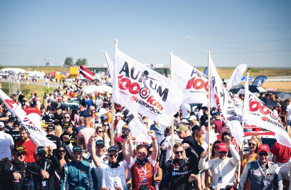 """Liepos 14 -17 d. """"Aurum 1006 km lenktynės"""" sugrįžta į Palangą"""