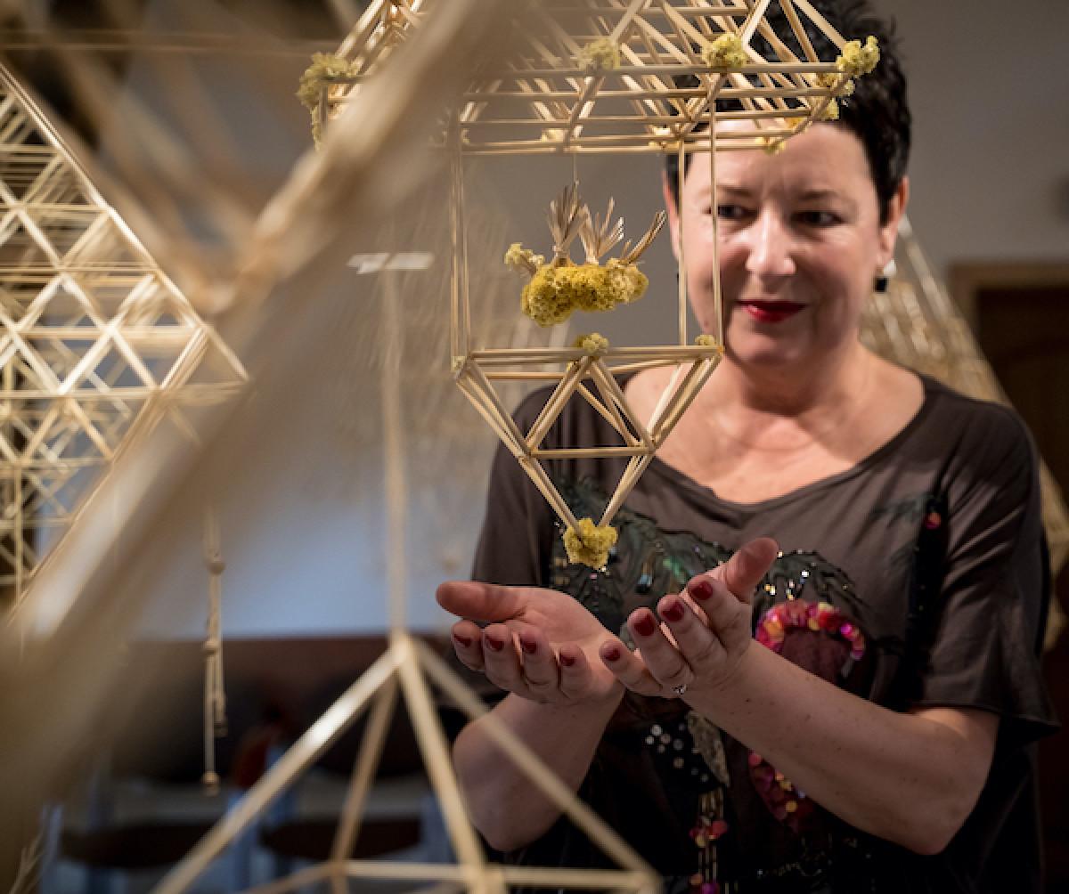 Klaipėdiečiai gali iš arčiau susipažinti su Lietuvos Nematerialaus kultūros paveldo vertybe: vyksta paroda, organizuojamos edukacijos